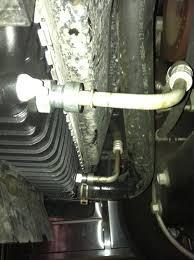 radiator for 2007 ford explorer 07 v8 transmission line leak at radiator ford explorer and ford
