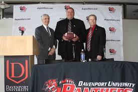 lou esposito named davenport university u0027s inaugural head football