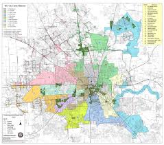 Map Of The State Of Texas What Is A Tirz What Is Tirz In The City Of Houston Big Red Dog