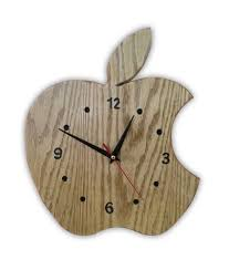 Wooden Wall Clock Wooden Wall Clock Sector Bazar Shop Easier Cheaper