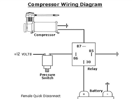 pressure switch wiring diagram air compressor wiring diagram and