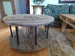 Wooden Spool Table For Sale Unique And Functional Ways To Use Wire Spool Table