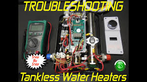 water heater not lighting troubleshooting tankless water heaters in minutes step by step