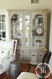 5 easy tips to style a hutch living room styles room style and