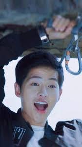 film korea hot terkenal kumpulan foto artis korea song joong ki dalam drama descendats of