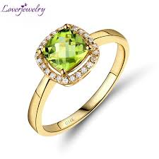 peridot engagement ring popular peridot engagement ring buy cheap peridot