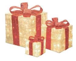 christmas present light boxes alger 75119wt10 best seasonal decoration product home
