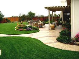 Basic Backyard Landscaping Ideas by Landscaping Ideas Front Yard Garden Design And Front Yard