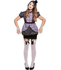 Halloween Costumes Broken Doll Womens Halloween Costumes Ladies Cheap Horror Dresses