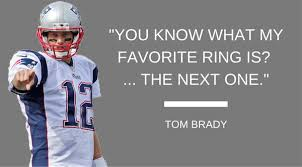 as he enters his chapter tom brady s goal is simple to be