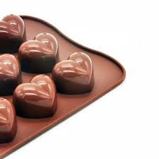 heart chocolate heart chocolate mould the gadget kitchen