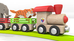 trains for children educational cartoons for babies 1 year learn