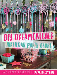 diy dream catcher party craft diy dream catcher dream catchers