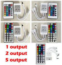 rgb led light controller rgb led light controller ebay