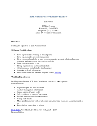 Medical Receptionist Resume With No Experience Bank Teller Cover Letter 2011