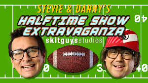 thanksgiving halftime show stevie u0026 danny u0027s halftime show extravaganza video the skit guys