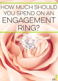 how much are engagement rings how much should you spend on an engagement ring frugal