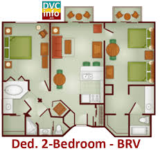 Disney Boardwalk Villas Floor Plan Boulder Ridge Villas At Disney U0027s Wilderness Lodge Dvcinfo Com