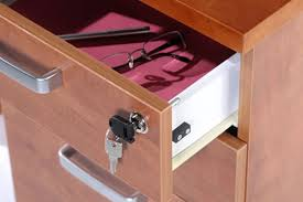 Office Desk Lock Desk Cabinet Advanced Lock Security Pertaining To Office Desk