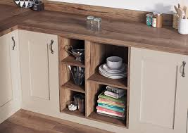tobacco halifax oak a rustic style worktop that beautifully