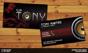 100 dj business cards templates 68 business card free printable