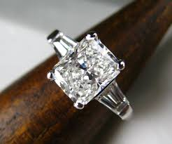radiant cut engagement ring best 25 radiant cut engagement rings ideas on radiant