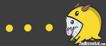 Pacman Memes - pacman poro thebestoflol com league of legends stuff news