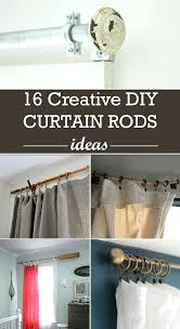 best way to hang curtains easy way to hang curtains creative curtain rods ideas best way to