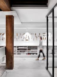 Shop Boston Loft Furnishings Carolina Inside West Elm U0027s Sleek New Brooklyn Headquarters Officelovin U0027