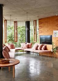 deco contemporaine chic séjour contemporain 75 exemples de décoration