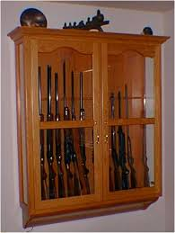 in wall gun cabinet gun wall cabinet f94 in spectacular designing home inspiration with
