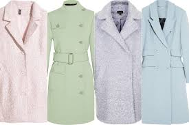 how to wear a pastel coat 6 colors 6 ways how to wear pastels