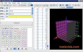 complete the table calculator download graphing calculator 3d 3 2 free