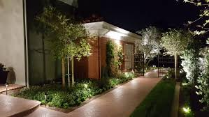 How To Install Led Landscape Lighting Led Outdoor Landscape Lighting Design Installation Service