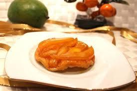 cuisiner la mangue mini tatin de mangue pour ceux qui aiment cuisiner