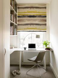 L Shaped Desk With Bookcase Diy Childrens Desk Home Office Contemporary With Beige Striped