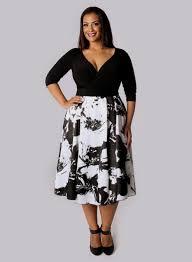 choosing plus size semi formal dresses