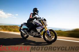 2016 bmw g 310 r unveiled first look review
