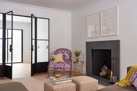 Yellow Fireplace Sleek Modern Fireplace Design Ideas