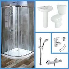 shower cubicle full suites packages plumbworkz