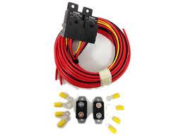 viair dual compressor wiring harness for accuair u2013 air ride