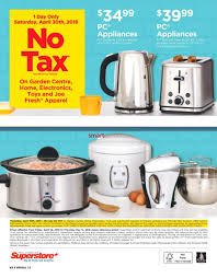 Superstore Coffee Grinder Real Canadian Superstore On Kitchen Book April 29 To May 12