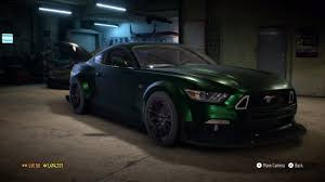 build ford mustang 2015 need for speed 2015 ford mustang gt 2015 1018 hp build
