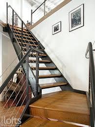Industrial Stairs Design Industrial Loft Staircases Open Riser Industrial Stairs Stairs