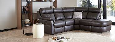 Corner Sofa Recliner Ellis Option K Right Arm Facing 2 Manual Recliner Corner