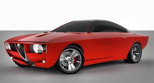 alfa romeo giulia gt50 concept is a modern reinterpretation of