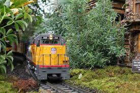 Train Show Botanical Garden by Holiday Train Show U0027 Chugs To Life At The New York Botanical Garden