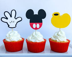 mickey mouse party etsy