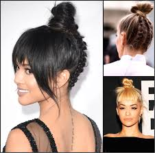 cutest top knots 2016 summer hairstyles 2017 hair colors and