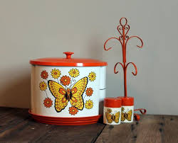orange kitchen canisters 92 best my canister obsession images on kitchen